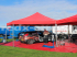 PROFI EXTREME 6m x 6m HEXAGON Pop-up party tent