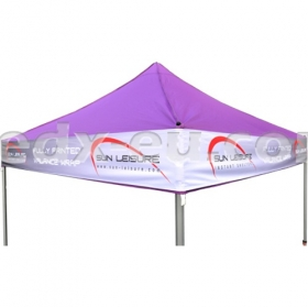 360° Valance Wraps for pop-up tents