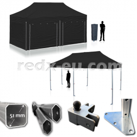 PROFI PLUS 6m x 3m Pop-up party tent